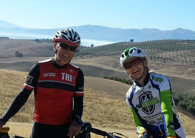 Mountain bike training, Granada - Los Olivos Cycling & Triathlon Training Camp, Spain