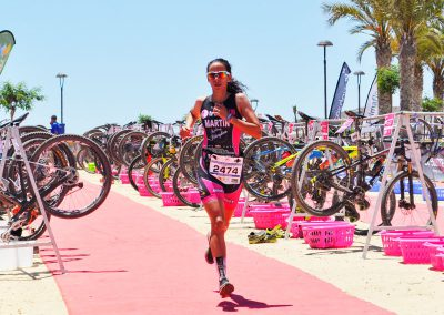 Duathlon Cross Mar de Pulpi 2019, Spanish Championships - Los Olivos Cycling & Triathlon Training Camp, Spain