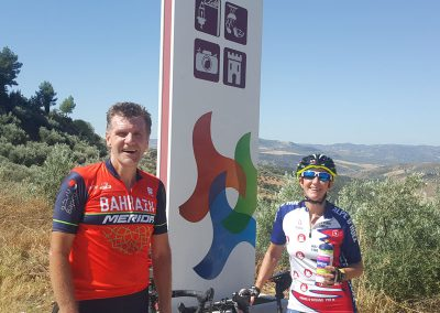 Cycling to Zagra - Los Olivos Cycling & Triathlon Training Camp, Spain