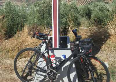 Cycling near Zagra - Los Olivos Cycling & Triathlon Training Camp, Spain