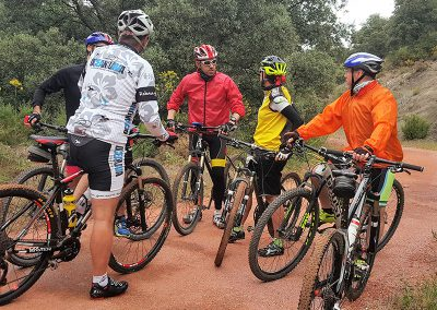 MTB Desafio Sierra Sur route, Jaen - Los Olivos Cycling & Triathlon Training Camp, Spain