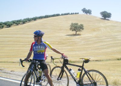 Alcala la Real - Los Olivos Cycling & Triathlon Training Camp, Spain