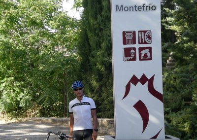Montefrio - Los Olivos Cycling & Triathlon Training Camp, Spain