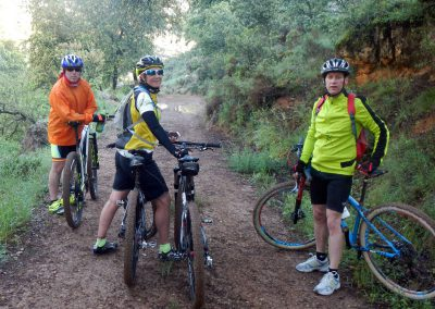 MTB through Sierra sur, Jaen - Los Olivos Cycling & Triathlon Training Camp, Spain