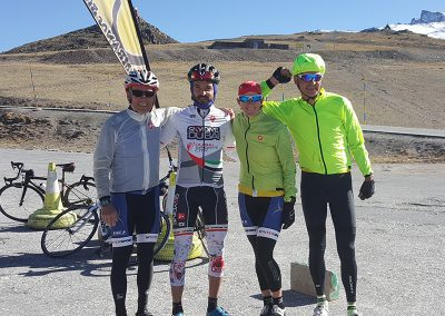 Road cycling Sierra Nevada with Paco Mancebo - Los Olivos Cycling & Triathlon Training Camp, Spain