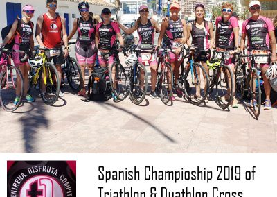 Triathlon & Duathlon Cross Spanish Championships 2019, Los Olivos Cycling & Triathlon Training Camp, Spain