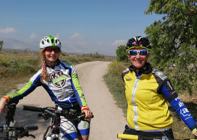 MTB morning ride - Los Olivos Cycling & Triathlon Training Camp, Spain