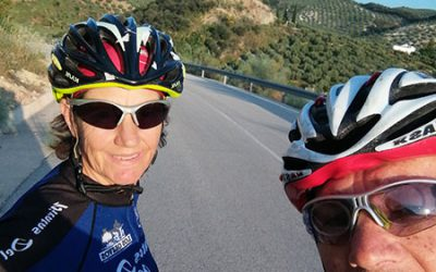 Back on Our Road Bikes